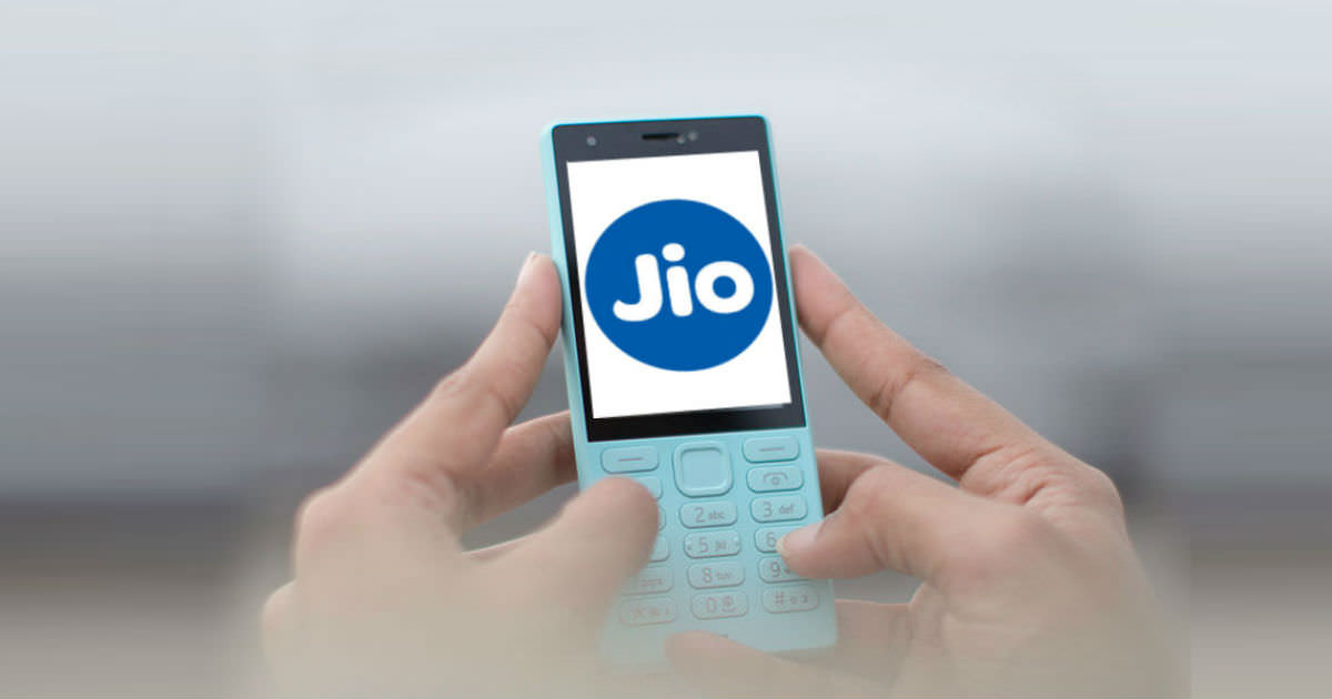 Reliance Jio Phone 4G