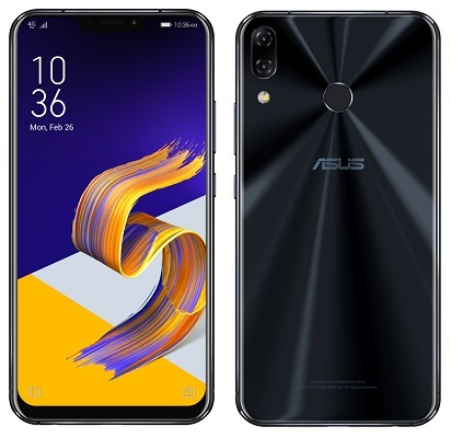 Best Upcoming Smartphones of 2018 - Asus Zenfone 5Z