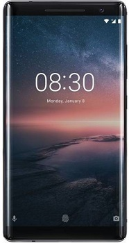 Best Smartphone Under 50000 - Nokia 8 Sirocco