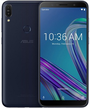 Dual Rear Camera Phones - Asus Zenfone Max Pro M1