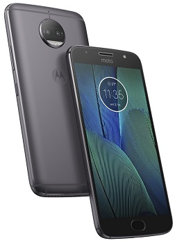 Dual Rear Camera Phones - Moto G5s Plus