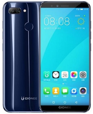 Gionee S11 Lite - Front and Rear