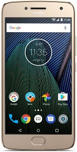 Best made in India mobile phones: Motorola Moto G5 Plus