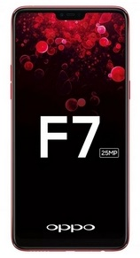 OPPO F7 - Front