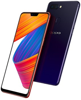 OPPO R15 Plus - Front Back Panels