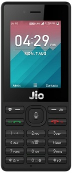 Best made in India mobile phones: Reliance Jio Phone