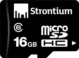 Strontium Memory Card - Best Tech Under 500