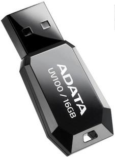 Best price on Adata UV100 Slim 16GB USB 2.0 Pen Drive in India