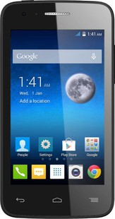 Best price on Alcatel One Touch Flash mini 4031D in India