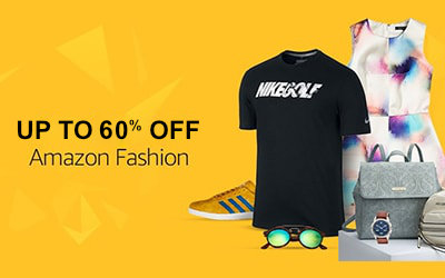 Amazon Fashion 70% off