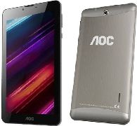 Best price on AOC D70V50G 4 GB 7 inch with Wi-Fi+3G Tablet - Back in India