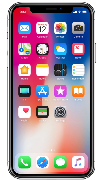 Apple iPhone X - Front