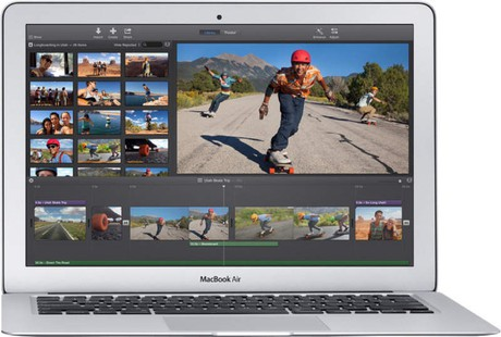 Best price on Apple MacBook Air MD760HN/A Ultrabook (Core i5 4th Gen/4 GB/128 GB SSD/MAC OS X Mountain Lion) in India