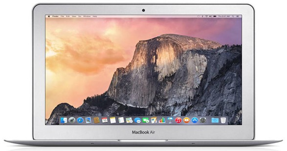 Best price on Apple MacBook Air MJVG2HN/A Ultrabook (Core i5 5th Gen/4 GB/256 GB SSD/MAC OS X Yosemite) in India