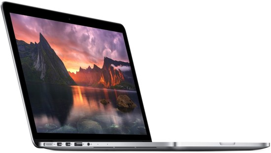 Best price on Apple MacBook Pro ME864HN/A Ultrabook (Core i5 4th Gen/4 GB/128 GB SSD/MAC OS X Mountain Lion) in India