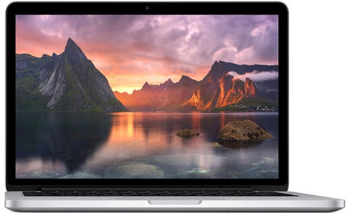 Best price on Apple MacBook Pro MF841HN/A Ultrabook (Core i5 5th Gen/8 GB/512 GB SSD/MAC OS X Yosemite) in India