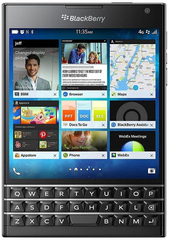 Best price on BlackBerry Passport in India