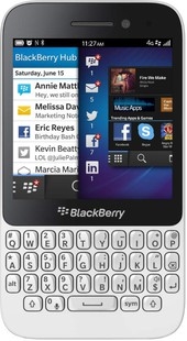 Best price on Blackberry Q5 in India