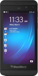 Best price on Blackberry Z10 in India