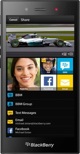 Best price on Blackberry Z3 in India