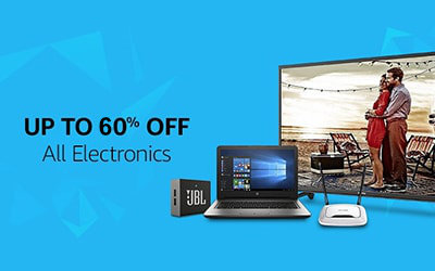 All Electronics Up to 50% off