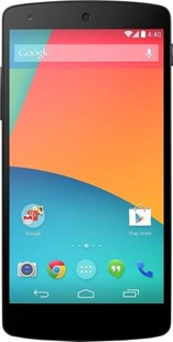 Best price on Google LG Nexus 5 32GB in India