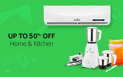 Home & Kitchen Up to 70% off