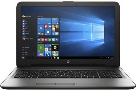 Best price on HP 15-AY503TX 2016 15.6-inch Laptop - 6th Gen Core i5-6200U/8GB/1TB/DOS/2GB  in India