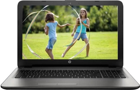 HP Core i5 6th Gen 15-be001TX Notebook (8 GB/1 TB HDD/DOS/2 GB Graphics) Laptop