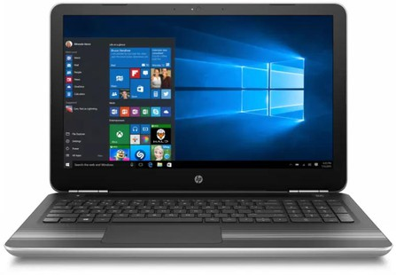 Best price on HP Core i5 7th Gen 15-au111TX Notebook (8 GB/1TB /Windows 10) 15.6 Inch Laptop in India