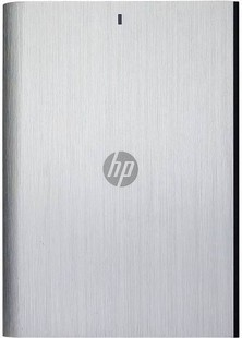 Best price on HP (K6A93AAUUF) 1 TB External Hard Disk in India