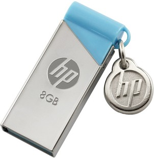 Best price on HP V-215 8GB USB 2.0 Pen Drive in India