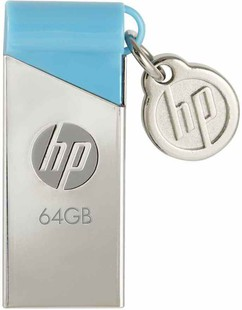 Best price on HP V215B USB 2.0 64 GB Pen Drive in India