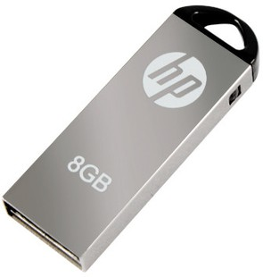 Best price on HP V 220 W 8GB USB 2.0 Pen Drive in India