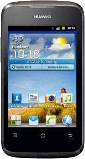 Best price on Huawei Ascend Y200 in India