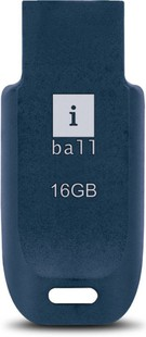 Best price on iball CREST P9 16 GB USB 2.0 Pen Drive in India
