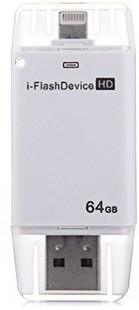 Best price on I Flash 64 GB USB 2.0 Pen Drive in India