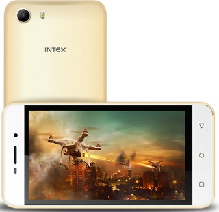 Best price on Intex Aqua Raze II in India
