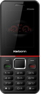 Best price on Karbonn K18 Jumbo in India