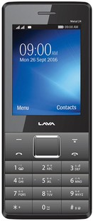 Best price on Lava Metal 24 in India