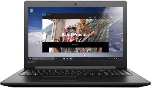 Best price on Lenovo 310 Core i5 6th Gen - (8 GB/1 TB HDD/Windows 10 Home/2 GB Graphics) IP 310 Notebook in India