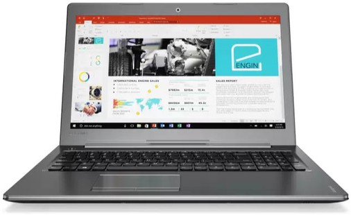 Best price on Lenovo Core i5 7th Gen Ideapad 510 Notebook (8 GB/1 TB/15.6 Inch/Windows 10 /2 GB) Laptop in India