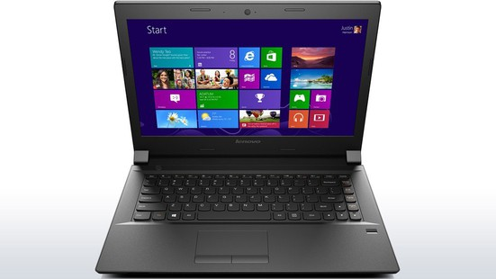 Best price on Lenovo Essential B40-45 (59-436667) Laptop (AMD Dual Core E1/4 GB/500 GB/DOS/2 GB) in India