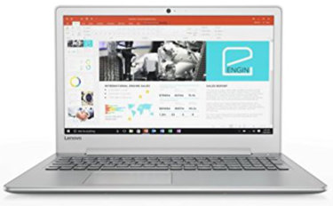 Lenovo IP 310 [80TV026WIH] CI5 ( 7TH/8GB/1TB/2GB GFX/DOS/15.6 ) Laptop