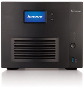 Best price on Lenovo Iomega Storeceter IX4 300D 4 Bay Diskless External Hard Disk in India