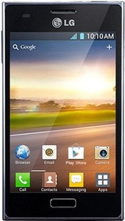 Best price on LG Optimus L5 Dual E615 in India
