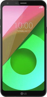 Best price on LG Q6a in India