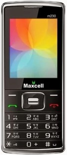 Best price on Maxcell M230 in India