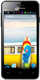 Best price on Micromax Bolt A69 in India