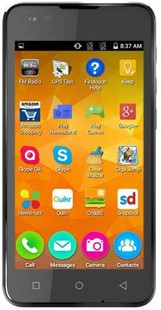 Best price on Micromax Canvas Blaze 4G Q400 in India